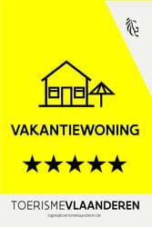 Erkenningschild Toerisme Vlaanderen